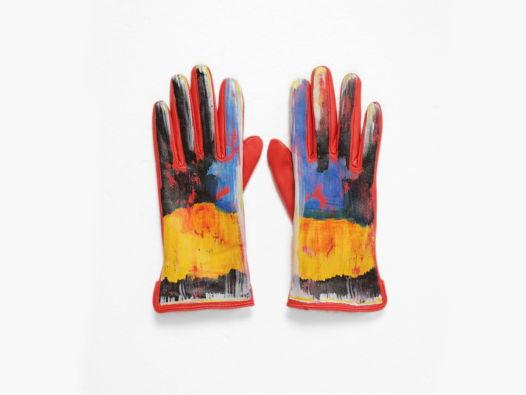 Кожаные перчатки ROTHKO