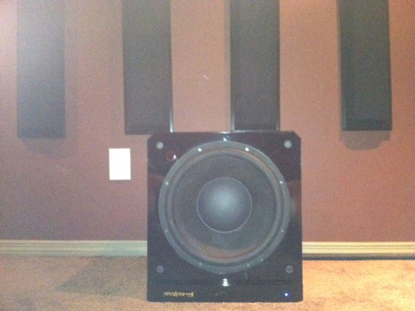 Velodyne HGS 15 Piano Black