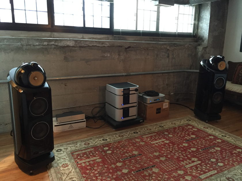 Bowers And Wilkins/Classe Turnkey System 802D v2