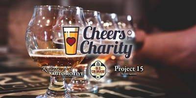 Cheers to Charity: Knaack of It Automotive & Project 15