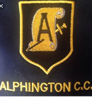 Alphington Cricket Club Logo