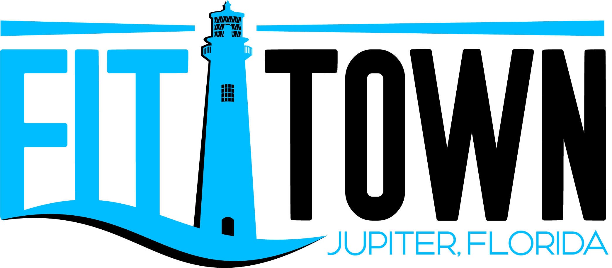 FitTown Jupiter logo