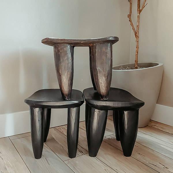 Senufo stool | Senufo stools | Authentic african stool