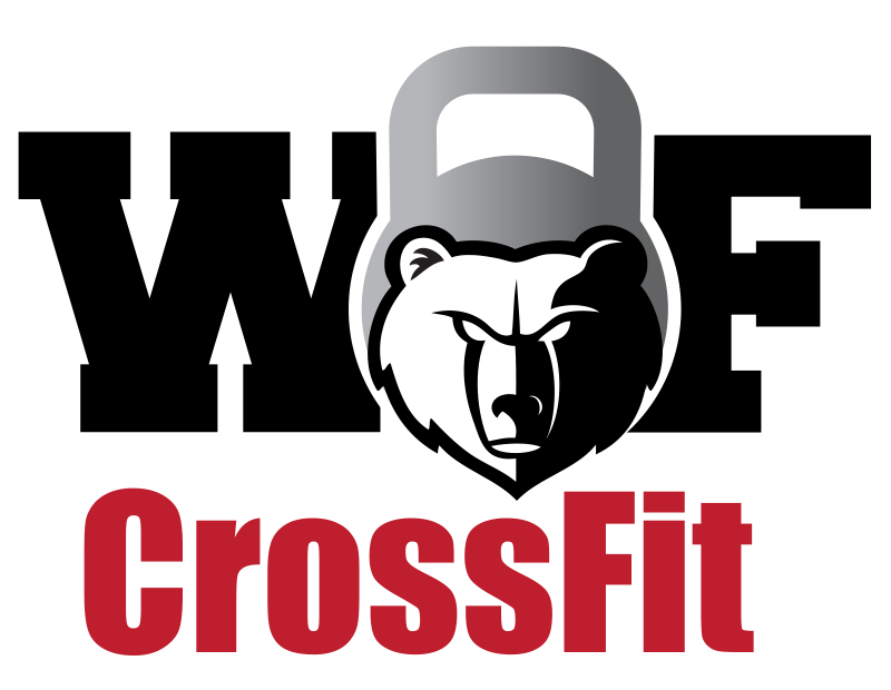 WOF CrossFit logo
