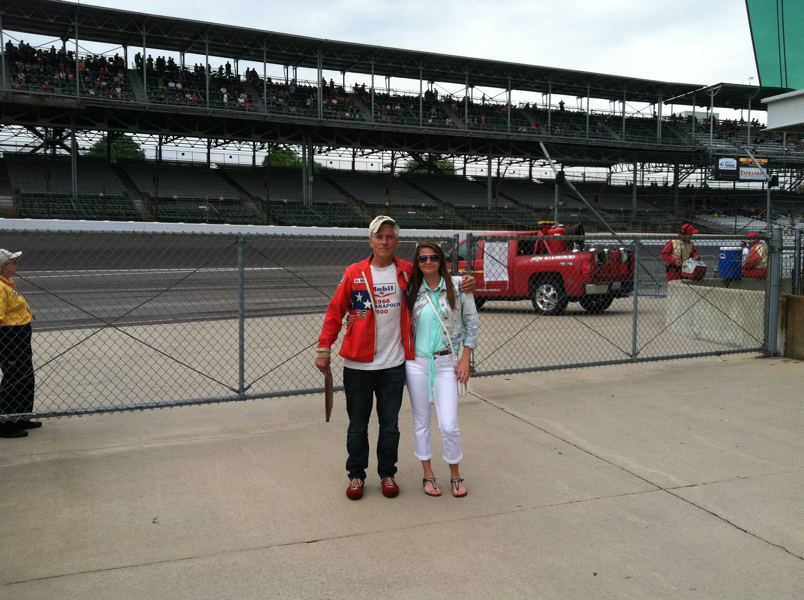 brittainy walther at ims