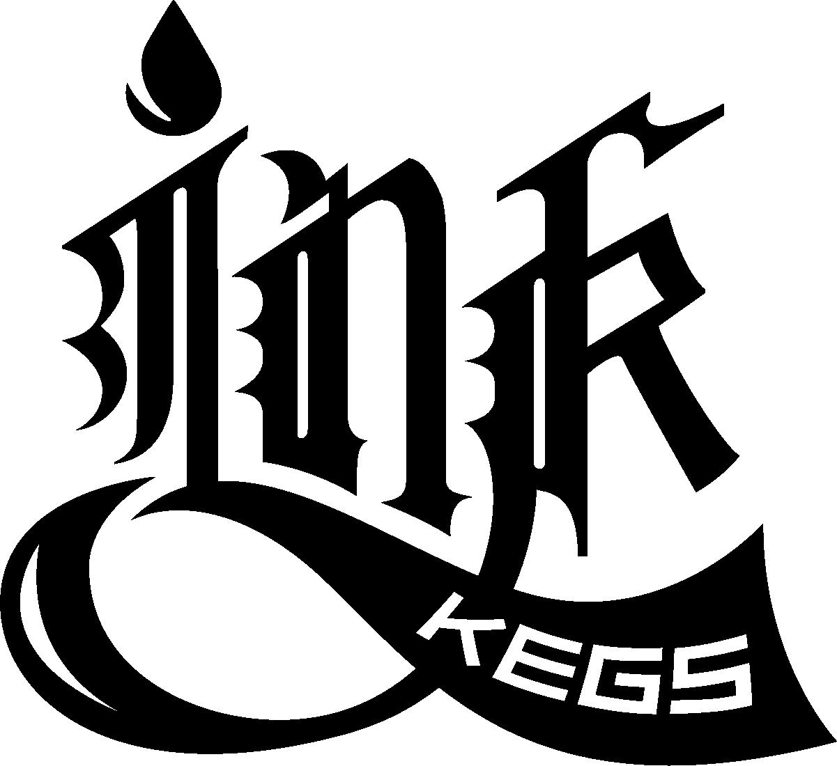 Ink Kegs logo