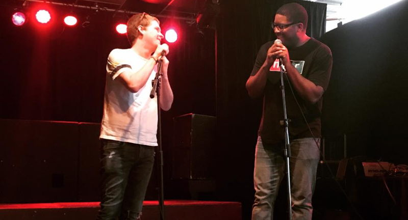 Ante Up Comedy (Host Battle Edition) w/ Chris Alan and Winston Hodges