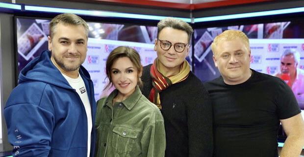 Александр Олешко в гостях у «Русских Перцев» - Новости радио OnAir.ru