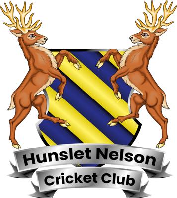 Hunslet Nelson Cricket Club Logo