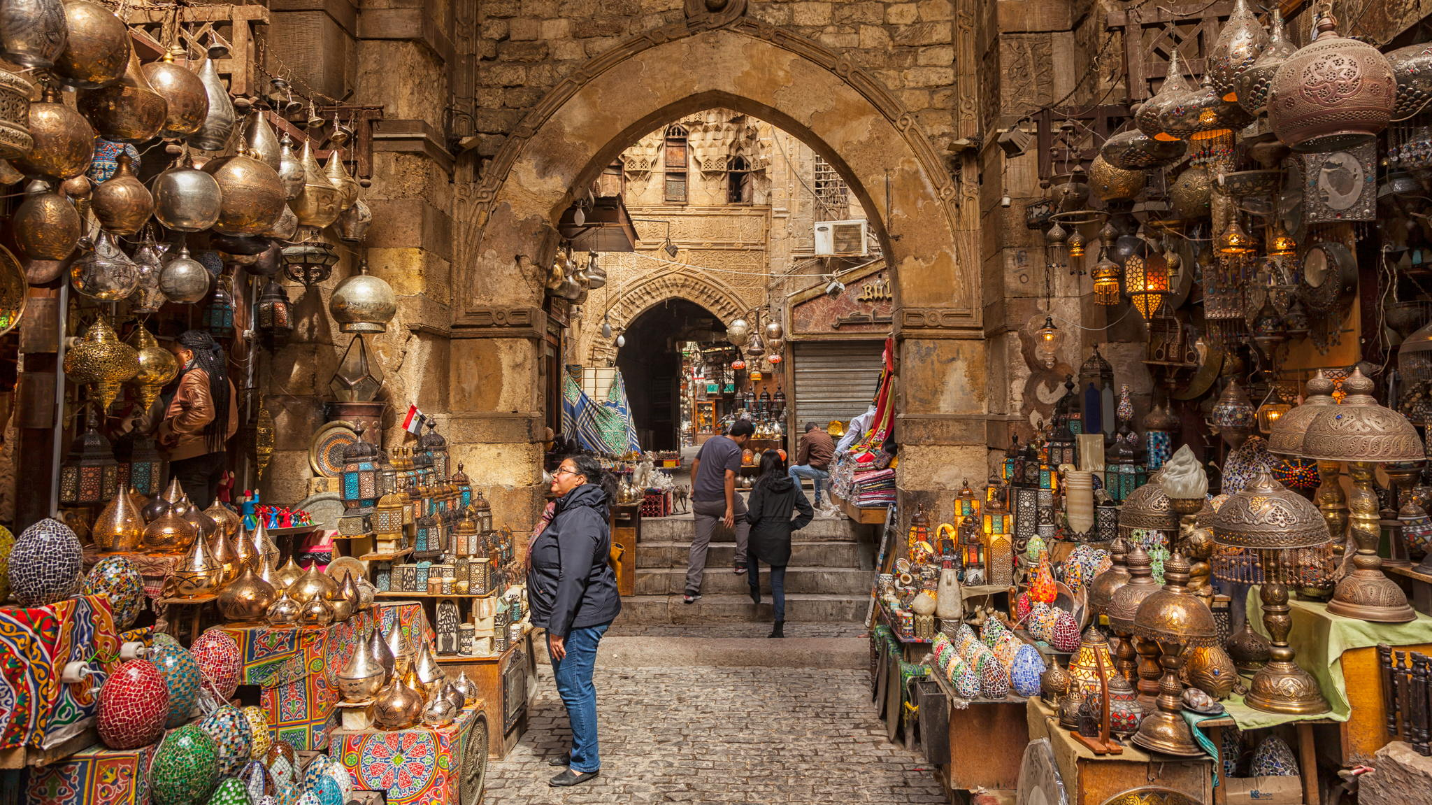 Haggling on an Egypt tour