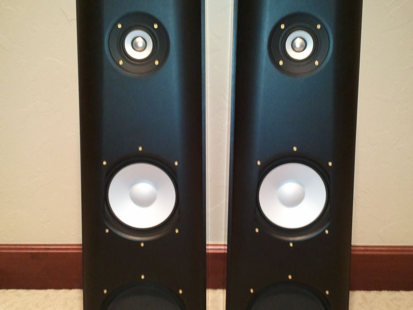 THIEL CS2.3 Loudspeakers (Natural Cherry)
