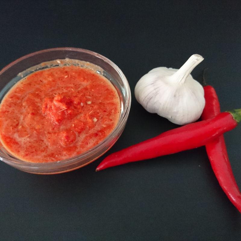 Date: 12 Nov 2019 (Tue) 3rd Condiment: Chilli Garlic Sauce (Cili Garam) [97] [108.9%] [Score: -]