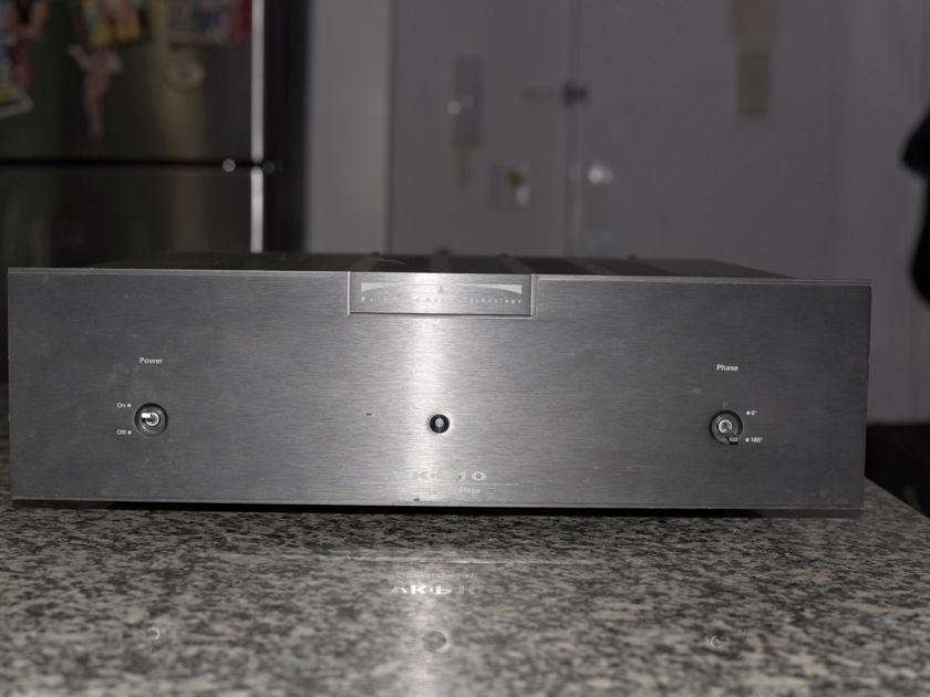 Balanced Audio Technologies VK-P10 Phonostage