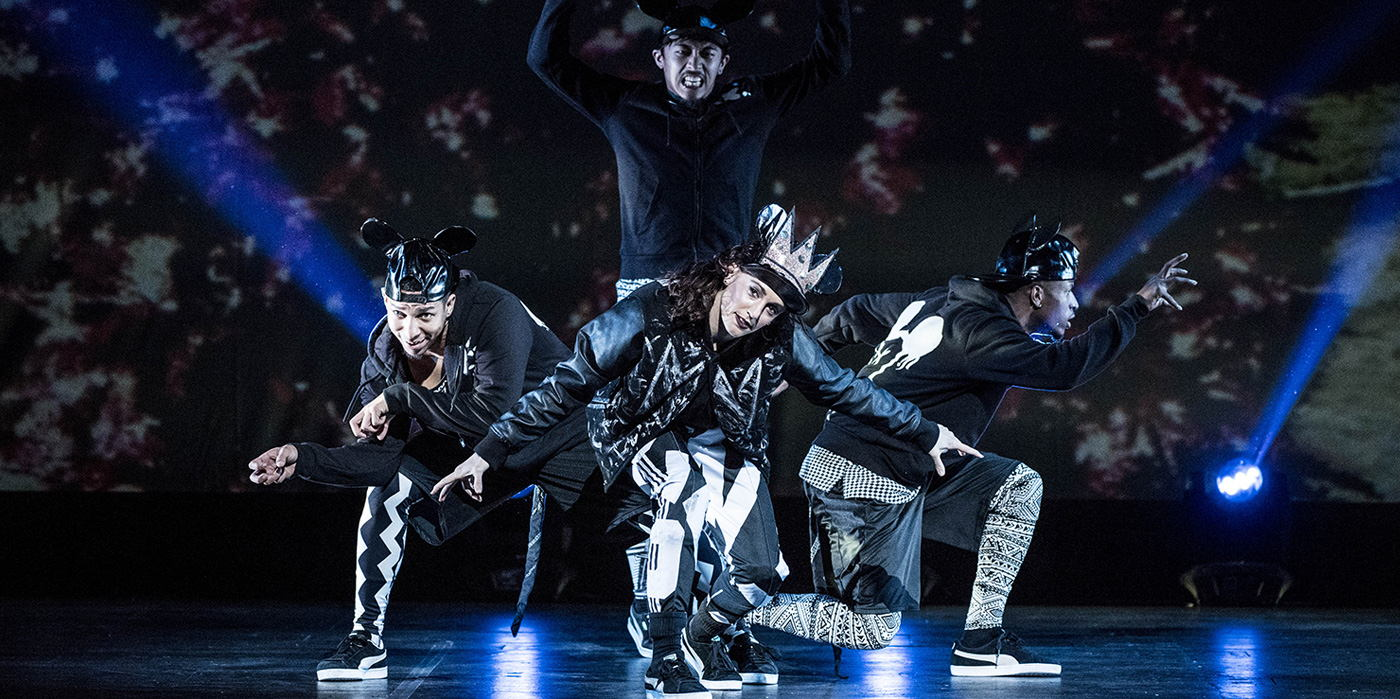 The Hip Hop Nutcracker - Streaming Version at the Shubert Theatre