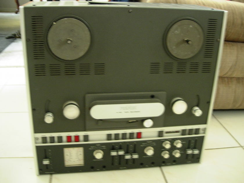 REVOX A700 REEL TO REEL DECK