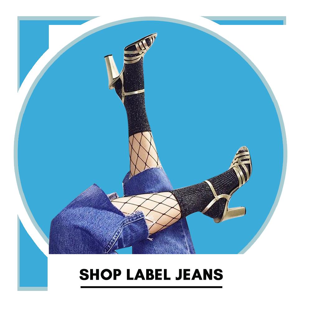 Shop Label jeans