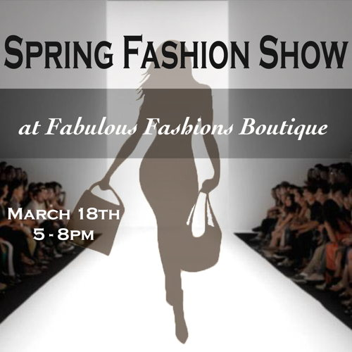 Picture of Showcasing our spring collection