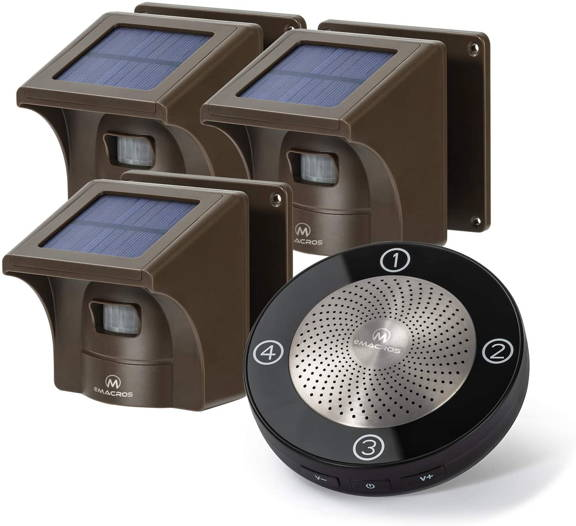driveway alarm with camera, driveway alert system,