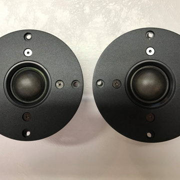 "9950-20 1-/18"" textile dome tweeter"
