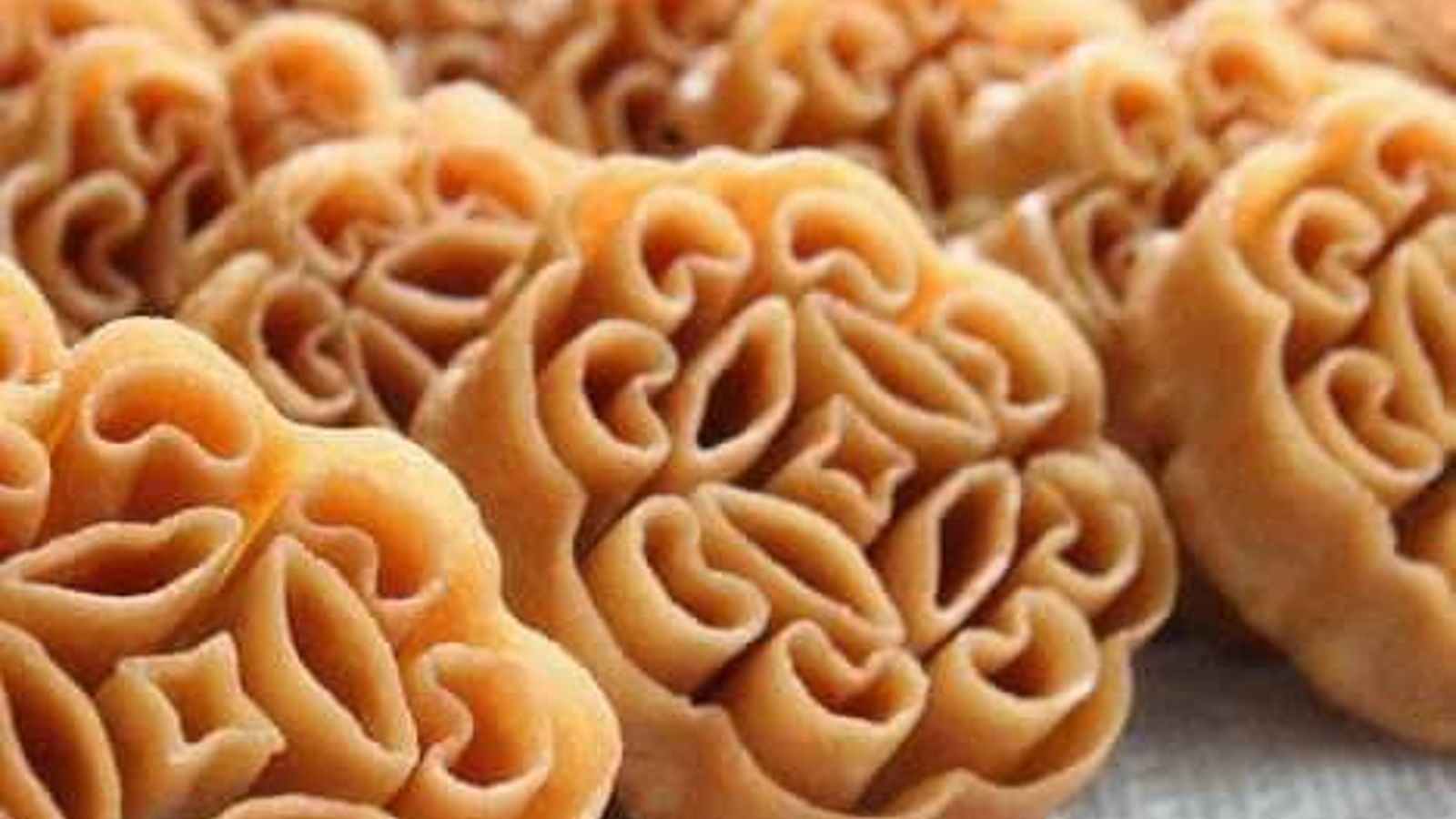 Rose Cookies / Achu Murukku
