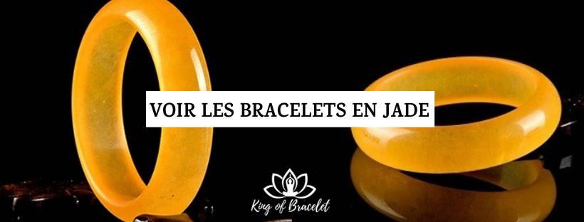 Bracelet Jade Jaune - King of Bracelet