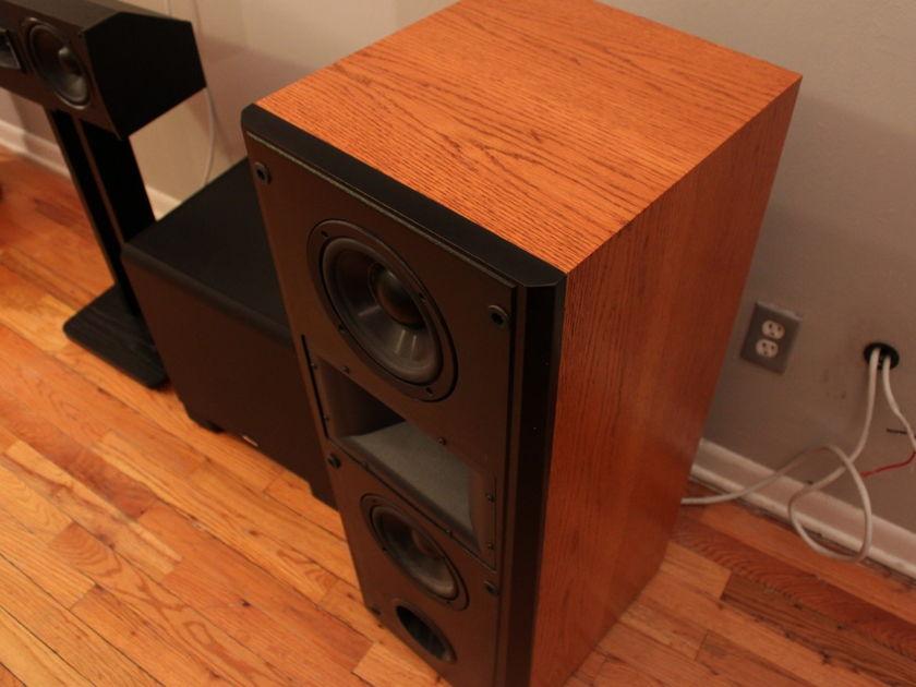 Klipsch CF1 Floorstanding Speakers / Bass Extension + Dynamics + Tonal Balance