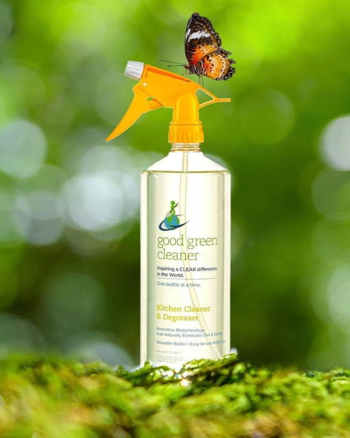 good green cleaner