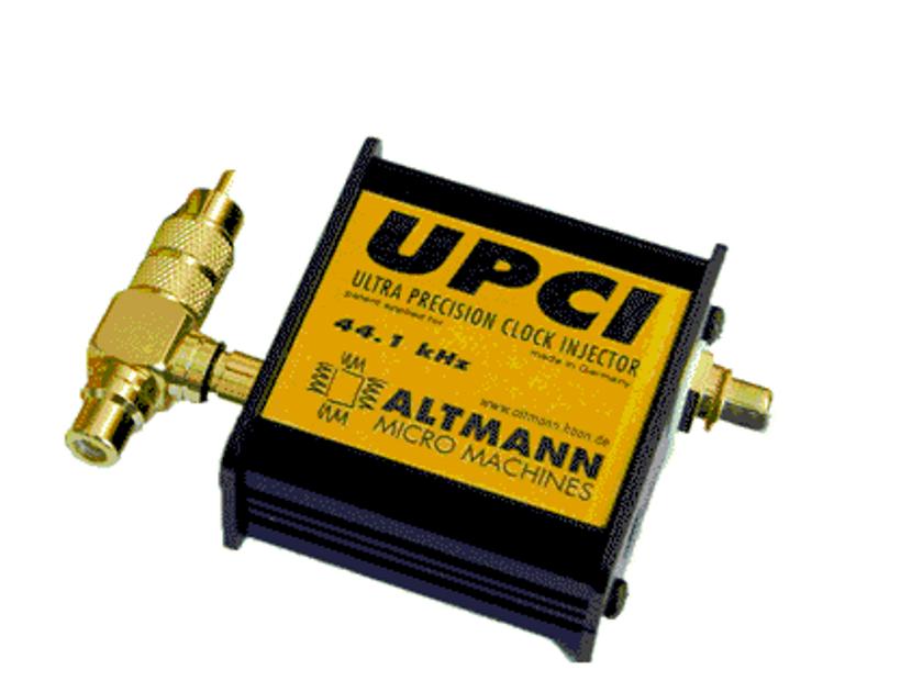 Altmann UPCI - very impressive jitter device