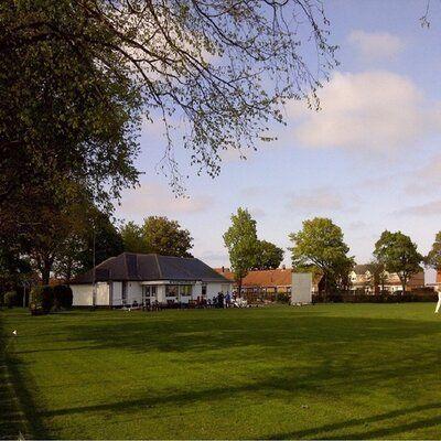 Bates Cottages Cricket Club Logo