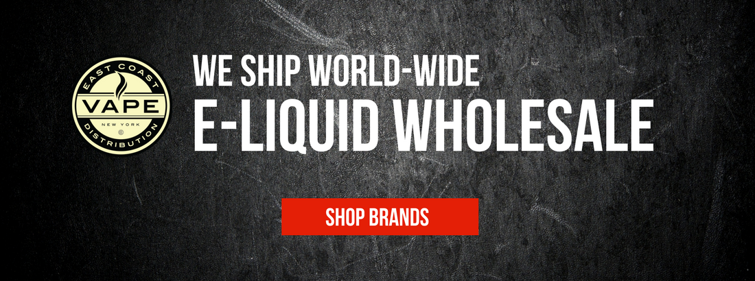 E-Liquid Wholesale Brands