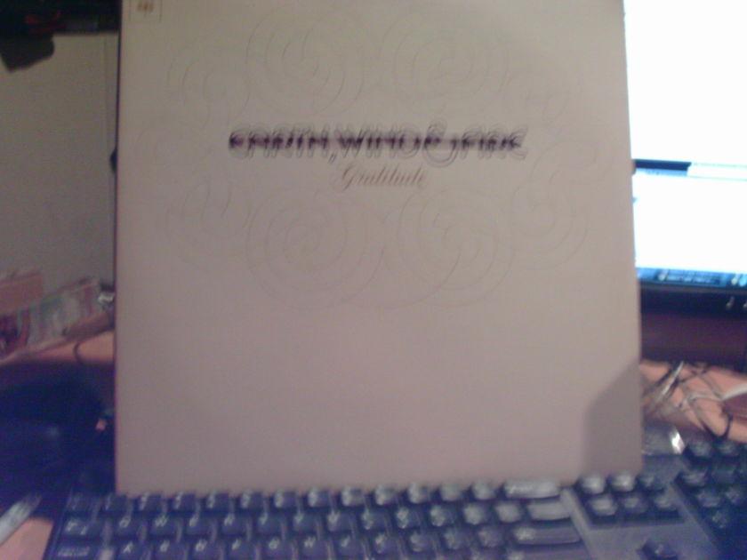 EARTH, WIND, FIRE - GRATITUDE 2 record set