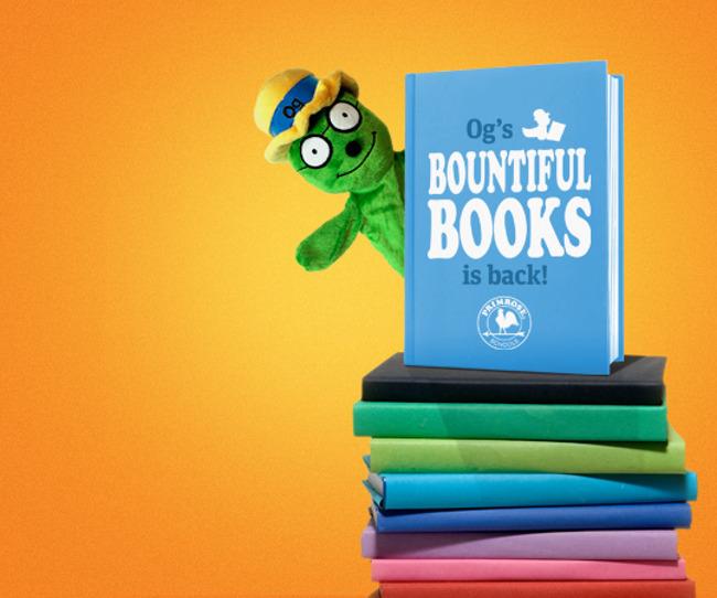 Og's Bountiful Books