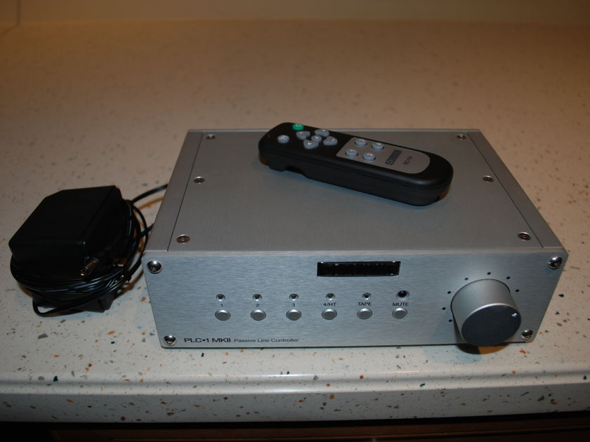 Channel Islands Audio PLC-1 Mk. II Passive Line Controller