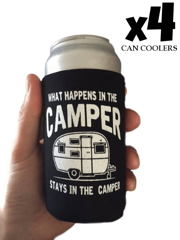 camping gift ideas, happy camper jewelry, camper trailer gift