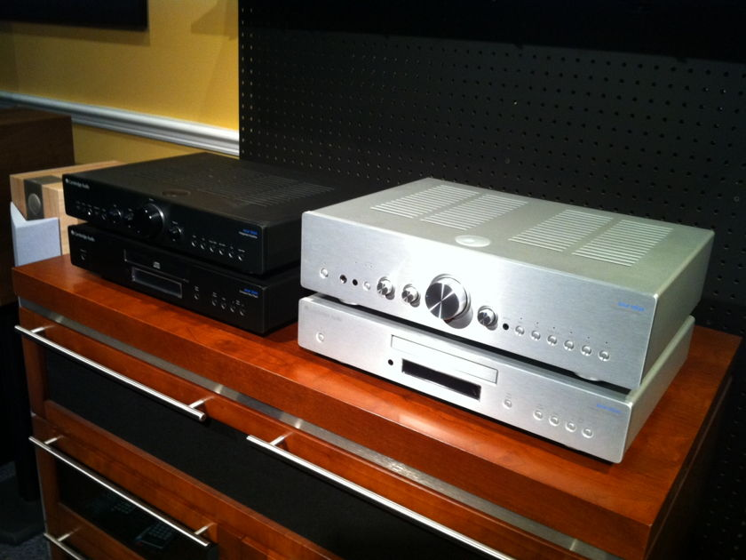 Cambridge Audio 650A and 650C Package As New! Full CA Warranty