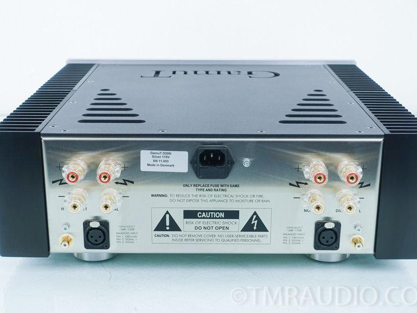 GamuT D200i Dual Mono Power Amplifier (8987)