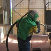 Sandblaster Spray Painter - Mt Isa QLD Thumbnail