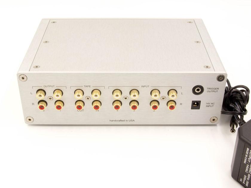CI Audio  PLC-1 MkII passive preamp