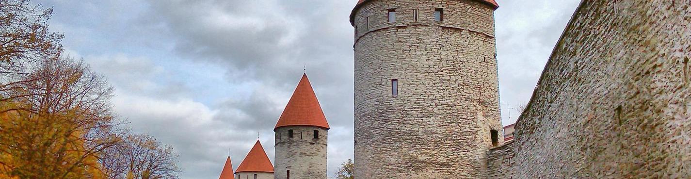 Стены и башни средневекового Таллина - Молчаливые свидетели многовековой истории