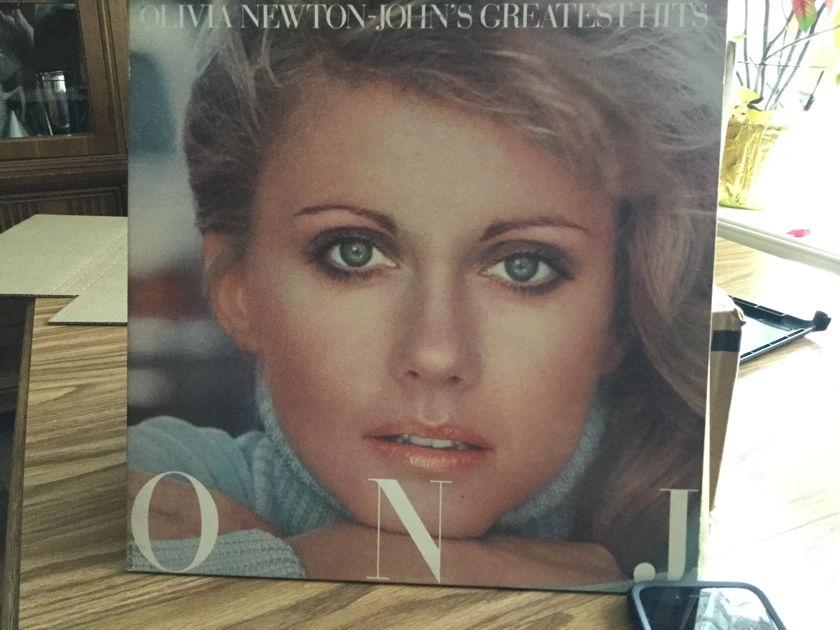 OLIVIA NEWTON-JOHN'S - GREATEST HITS