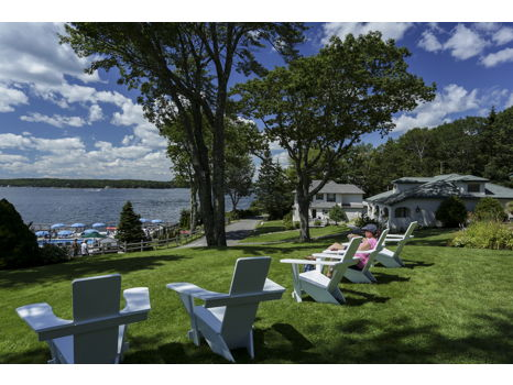 Stunning 3 Day - 2 Night New England Getaway for 2 with Dinner, Travel and Whale Watching