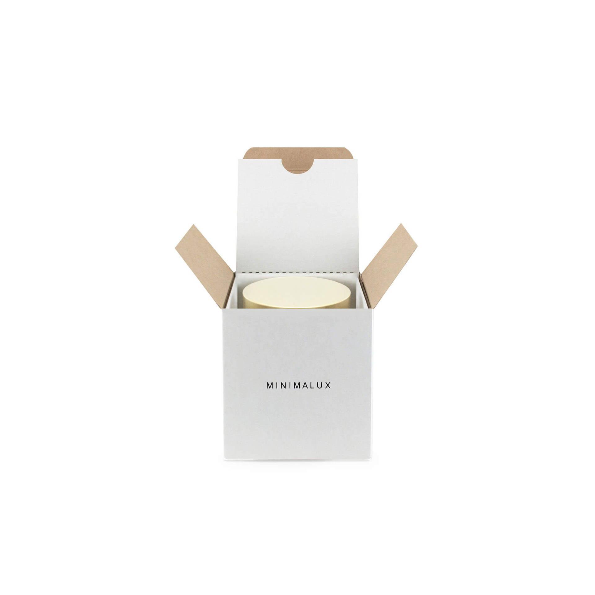 Pot 60 + Lid Packaging