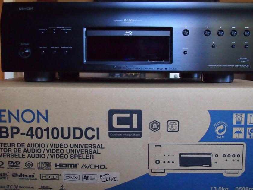 Denon Universal Bluray player DBP-4010UDCI