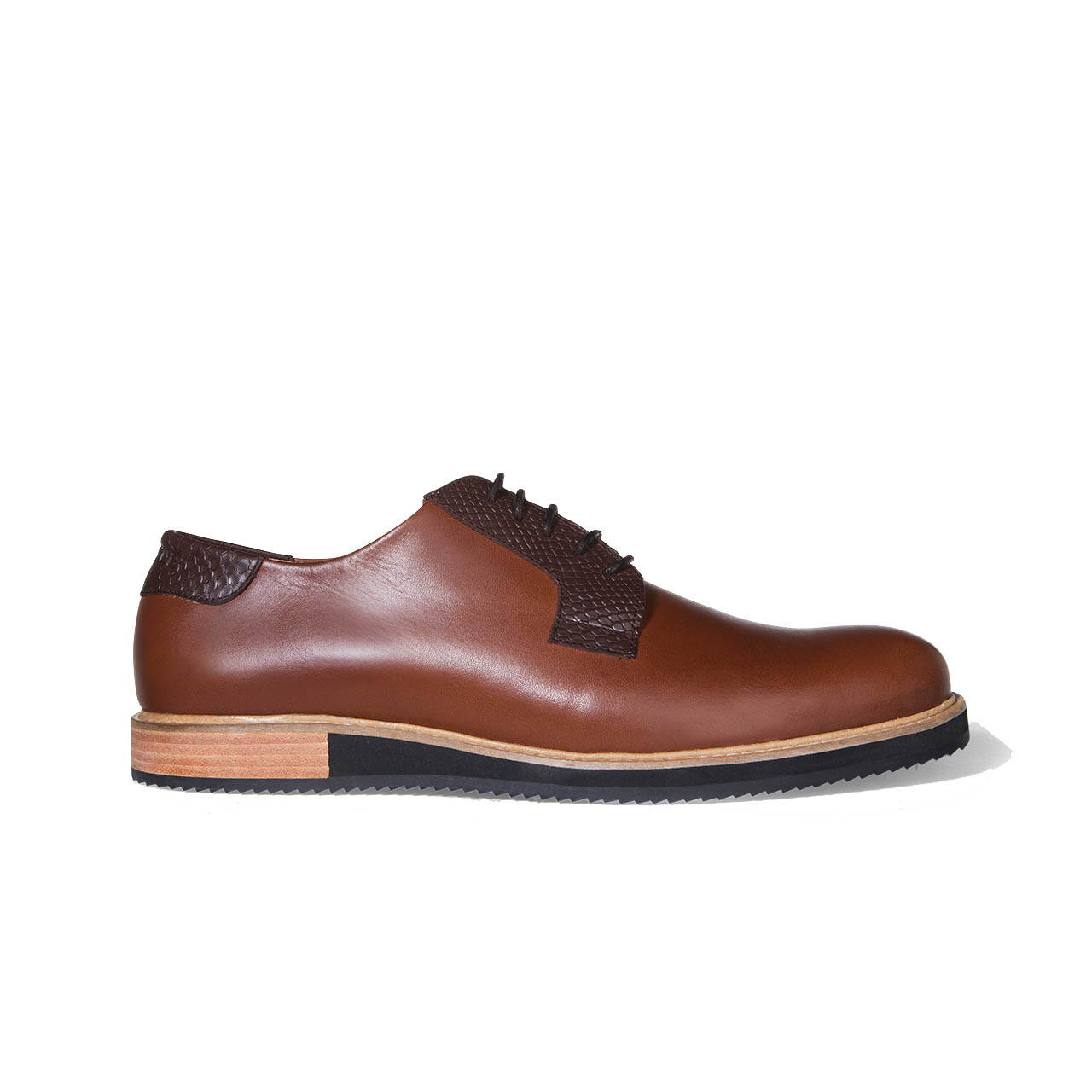 Derby Alpha Subtle Shoes
