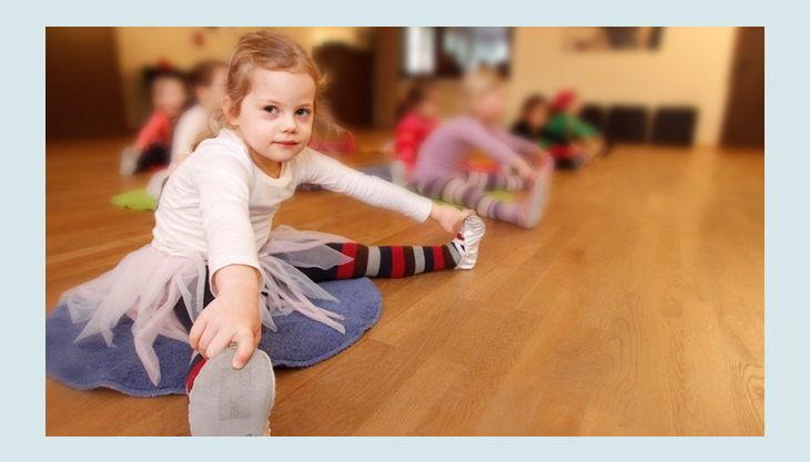 bg der tanzsalon tanzschule spagat üben