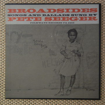 Broadsides Songs and Ballads