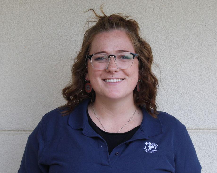 Ms. Ellen Robison , Support Teacher