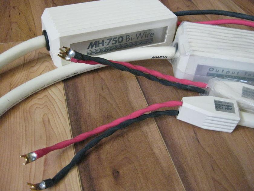 MIT MH-750 Bi-Wire 8FT Bi wire speaker cable