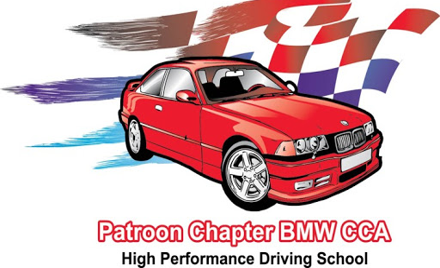 Patroon BMWCCA HPDE at LRP August 24th 2019