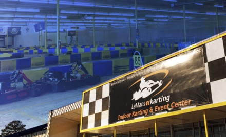 2018 TSCC Winter Karting Series #1(of 4)